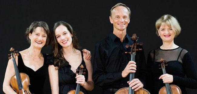 2019 Chamber Music Festival Musicians – Pender Harbour Music